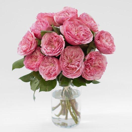 Сортовые розы Остина: букеты цветов на заказ Flowwow