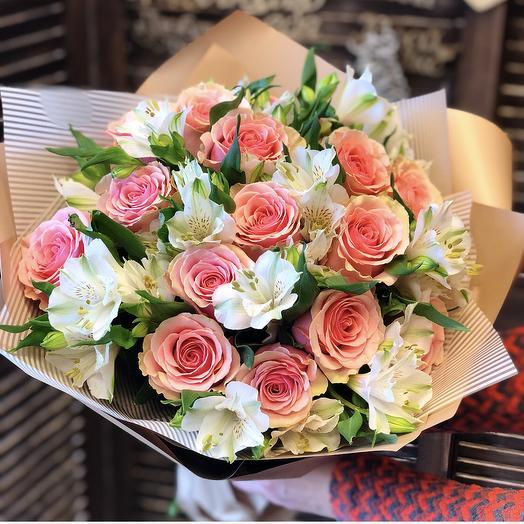 Букет «Желание»: букеты цветов на заказ Flowwow