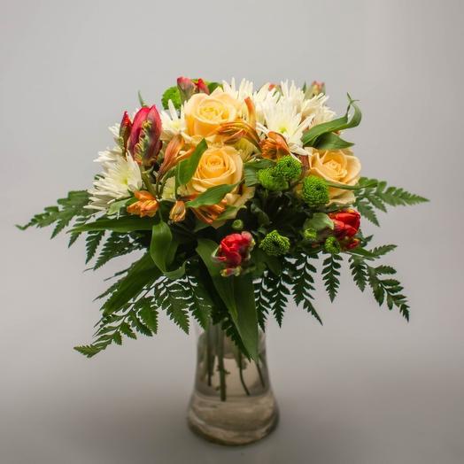 Наше лето: букеты цветов на заказ Flowwow