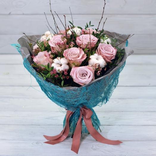 Букет Элизабет: букеты цветов на заказ Flowwow