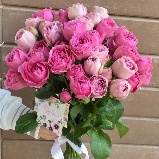 Букет «Мисти Баблс»: букеты цветов на заказ Flowwow
