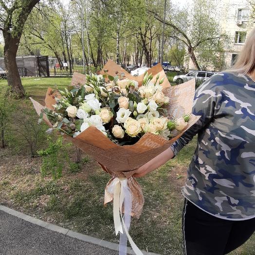 Летний день Z24: букеты цветов на заказ Flowwow