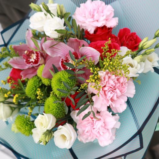 Букет «Небесные цветы»