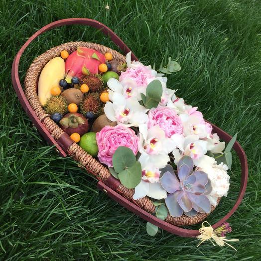 В тени Паттайи: букеты цветов на заказ Flowwow