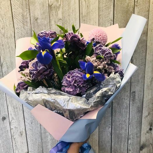 Серьезные намерения: букеты цветов на заказ Flowwow
