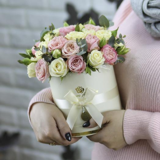 Девечьи мечты: букеты цветов на заказ Flowwow