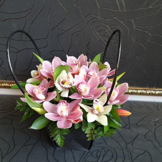 Секрет: букеты цветов на заказ Flowwow
