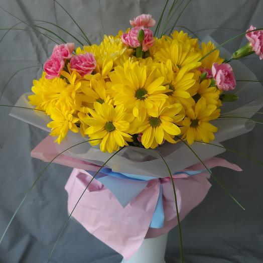Летнее солнце: букеты цветов на заказ Flowwow