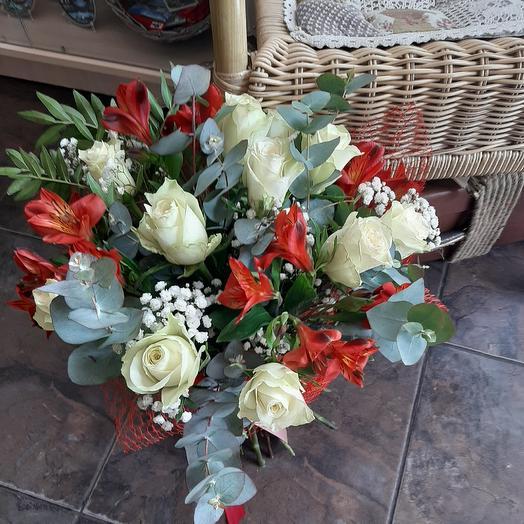 Букет Аромат: букеты цветов на заказ Flowwow