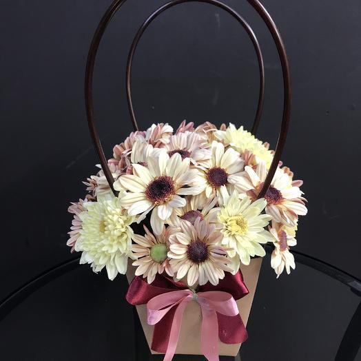 Мокачино: букеты цветов на заказ Flowwow