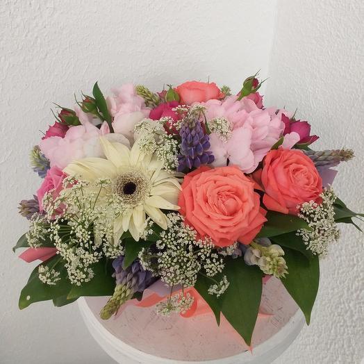В. Настроение: букеты цветов на заказ Flowwow
