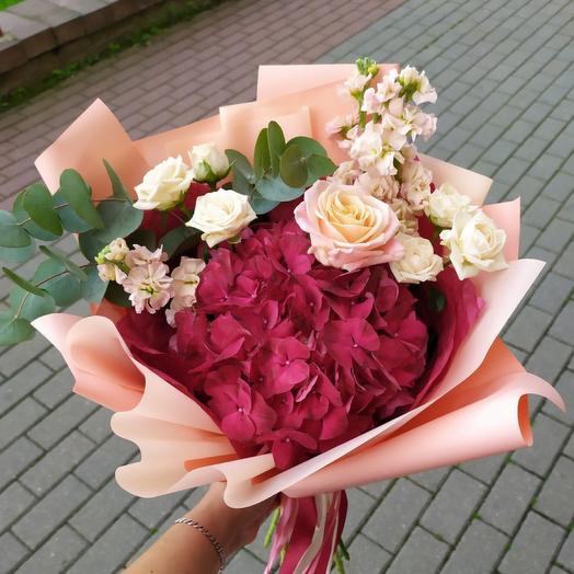 """Букет цветов """"Букет цветов """""""
