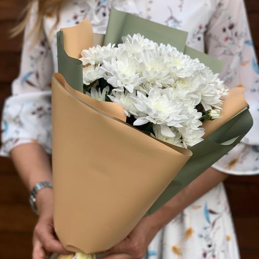 Букет «Хризантема»