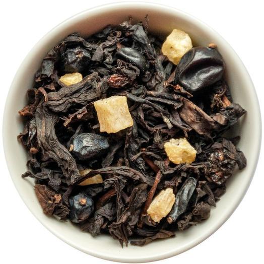 Чай с барбарисом - Спелый барбарис