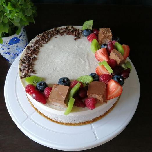 Торт тирамису rawcake