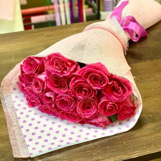 Букет Pink Floid