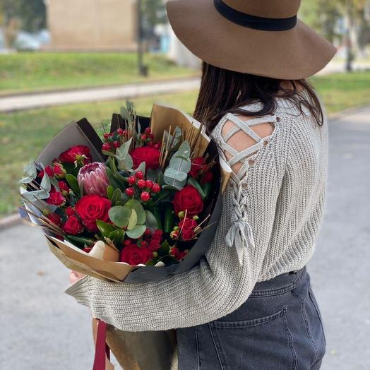 Bouquet of 12