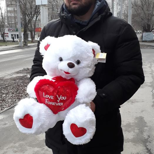 Медведь Love you forever