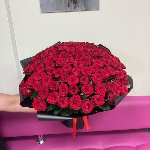 101 стильная роза