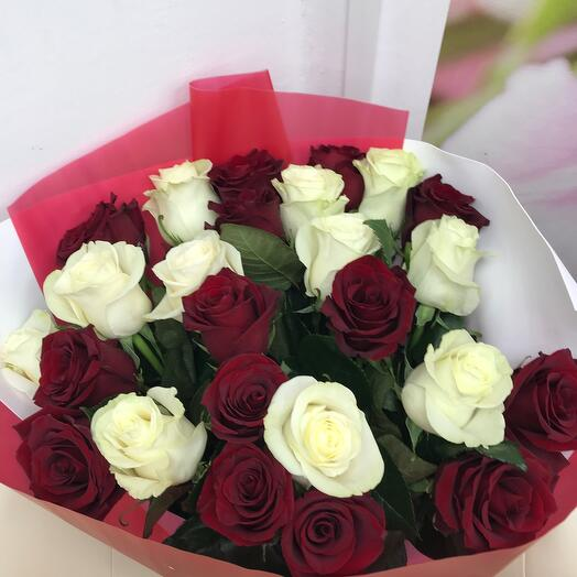 25 rosesочаcharms