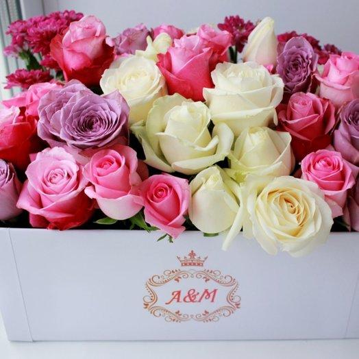Микс 21: букеты цветов на заказ Flowwow