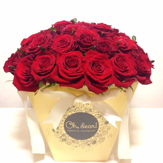 Букет Marina: букеты цветов на заказ Flowwow