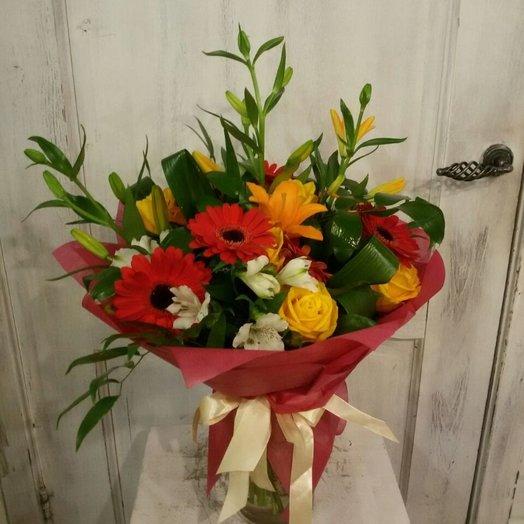 Пламя: букеты цветов на заказ Flowwow