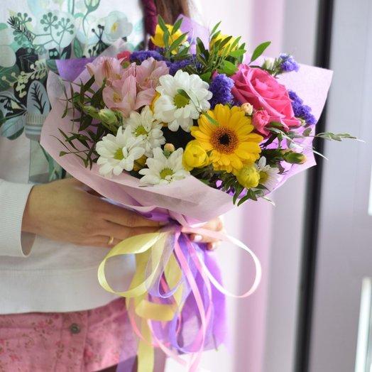 Для маленькой принцессы: букеты цветов на заказ Flowwow