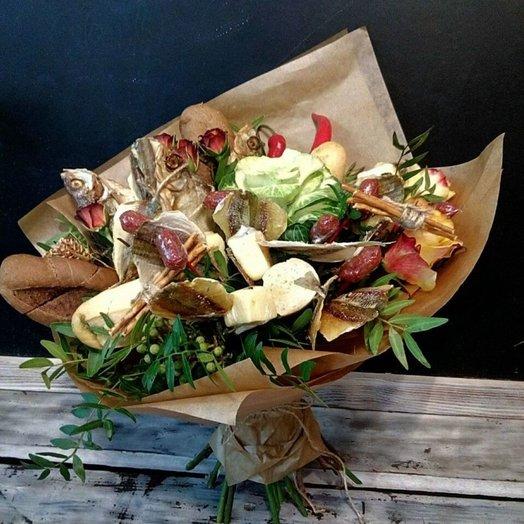 Завтрак на траве: букеты цветов на заказ Flowwow