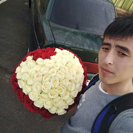 Кросотка: букеты цветов на заказ Flowwow