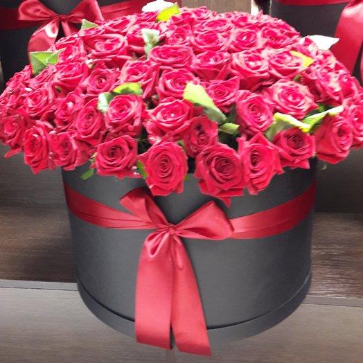 Большой сюрприз: букеты цветов на заказ Flowwow