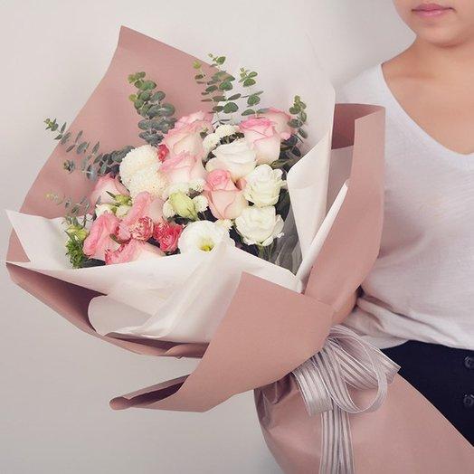 Без лишних слов : букеты цветов на заказ Flowwow