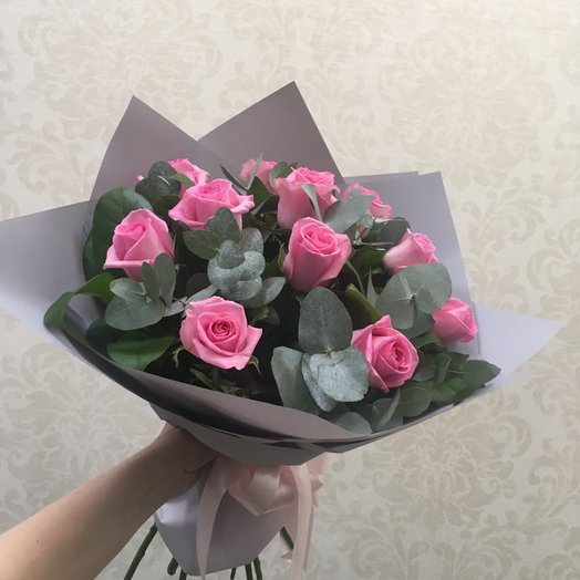 "Букет "" Эстетис"": букеты цветов на заказ Flowwow"
