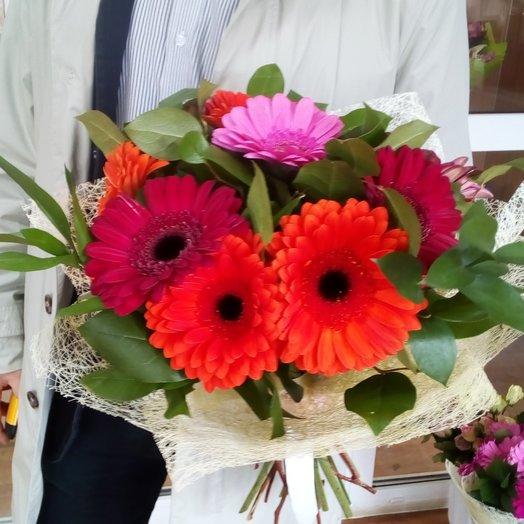 Лето, снова лето: букеты цветов на заказ Flowwow