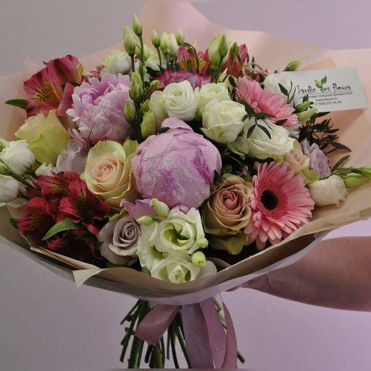 Летний флер: букеты цветов на заказ Flowwow