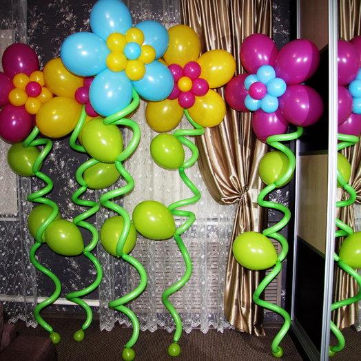 5 больших ромашек: букеты цветов на заказ Flowwow