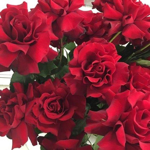 Шикарный букет из роз Софи Лорен!