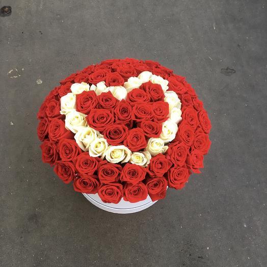My heart⚡️: букеты цветов на заказ Flowwow