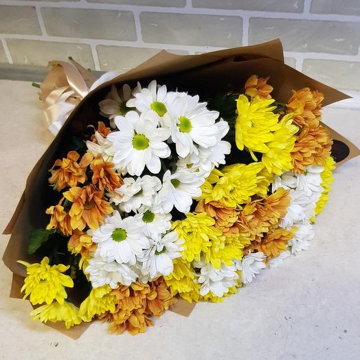 """Букет """"Осень"""": букеты цветов на заказ Flowwow"""