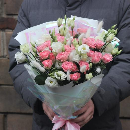Голлограма 2: букеты цветов на заказ Flowwow