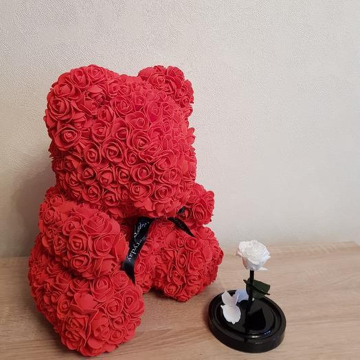 Подарочный набор 15: букеты цветов на заказ Flowwow