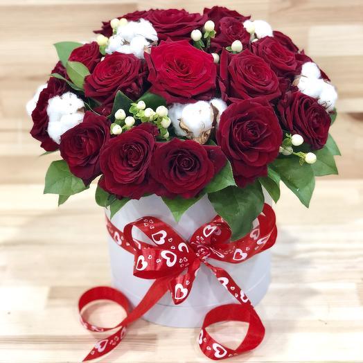 Букет Признание в любви: букеты цветов на заказ Flowwow