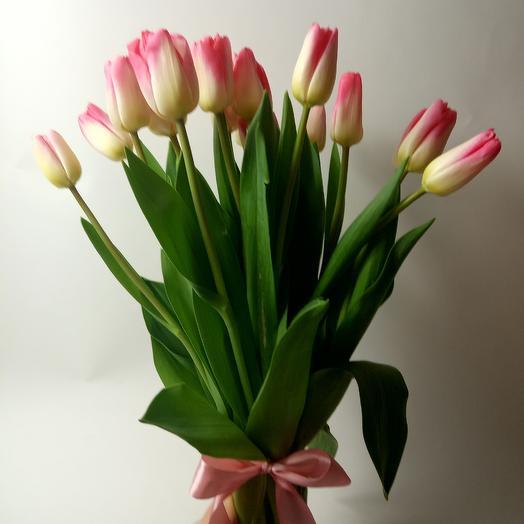 """""""Pink 15"""": букеты цветов на заказ Flowwow"""