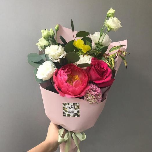 Букет 24: букеты цветов на заказ Flowwow