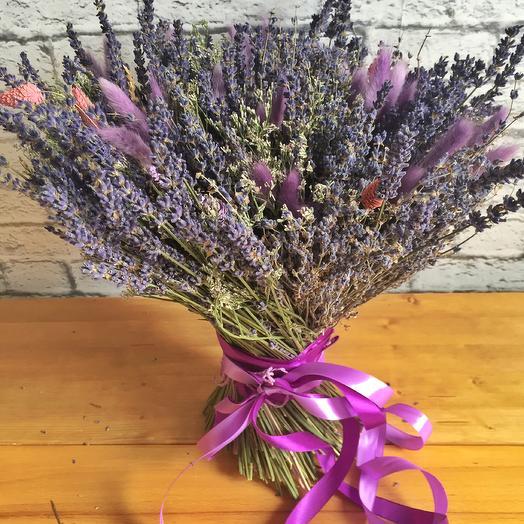 Большой букет «прованс»: букеты цветов на заказ Flowwow