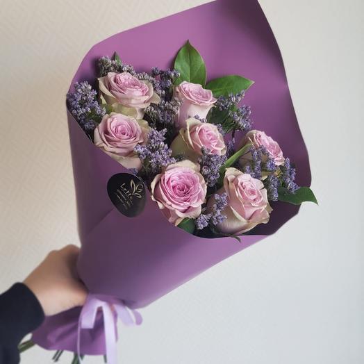 Букет 57: букеты цветов на заказ Flowwow