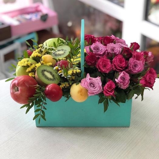 Причтный сюрприз: букеты цветов на заказ Flowwow