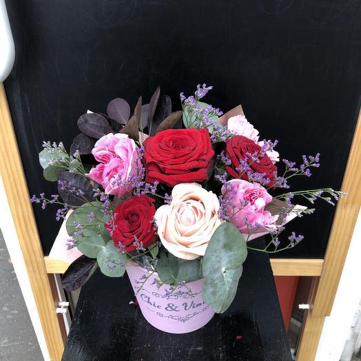 Яркая️🙌🏽: букеты цветов на заказ Flowwow