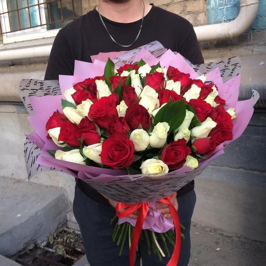 Проза: букеты цветов на заказ Flowwow