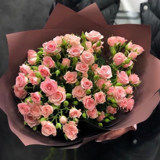 Радостное настроение: букеты цветов на заказ Flowwow